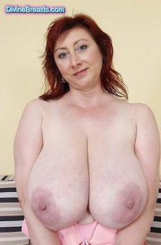 Big tits janet