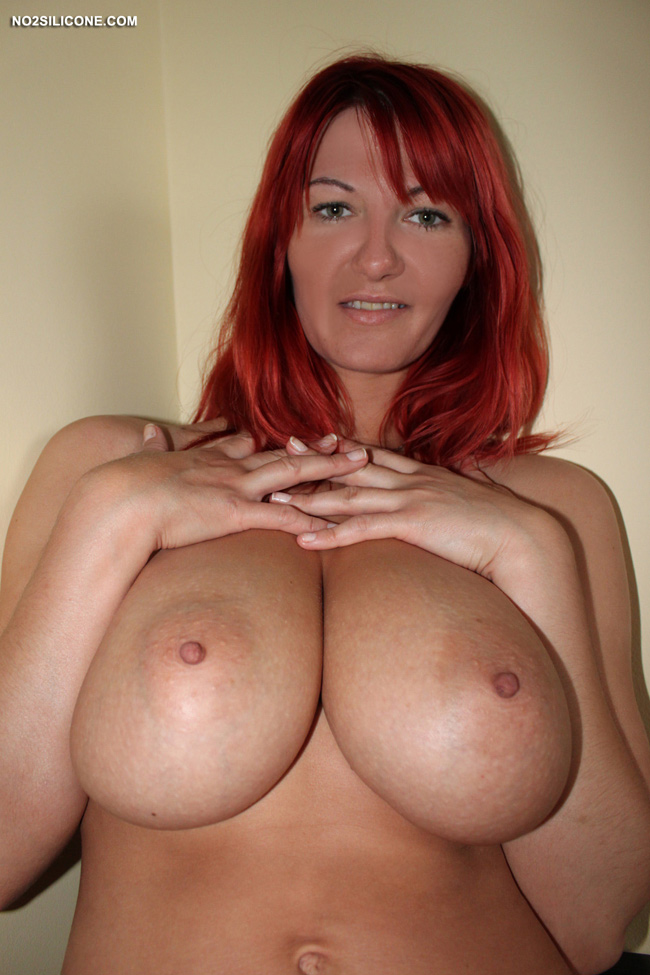 Big with tan tits milf